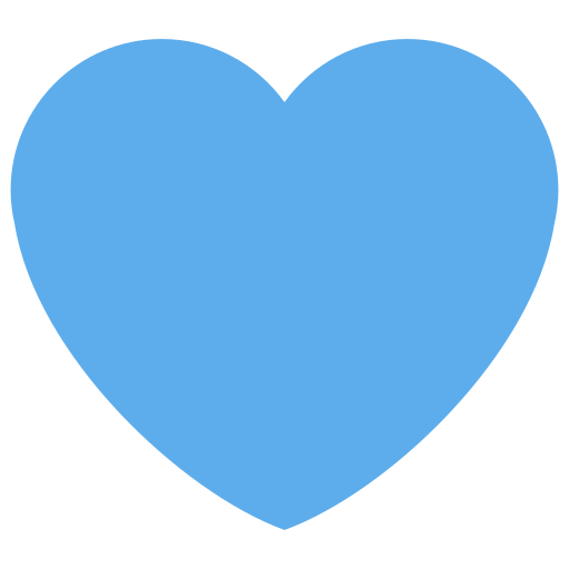 Blue Heart Emoji Meaning with Pictures: from A to Z