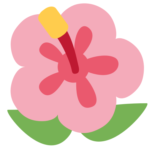 Hibiscus Emoji Meaning With Pictures From A To Z