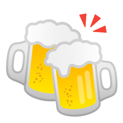 🍻 Clinking Beer Mugs Emoji Meaning with Pictures: from A to Z