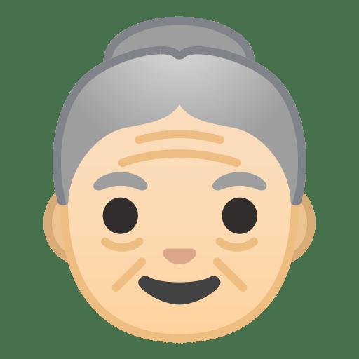 Old Lady Emoji With Beer – Jerusalem House
