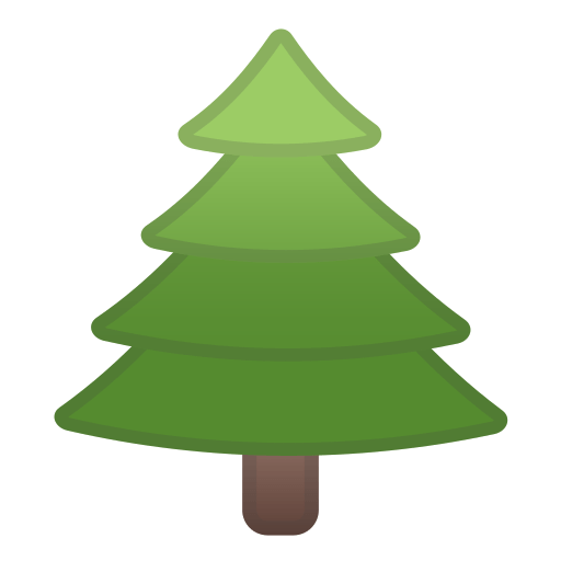 Evergreen Tree Emoji Meaning With Pictures From A To Z
