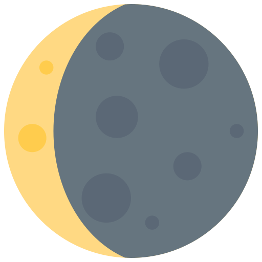 🌘 Waning Crescent Moon Emoji Meaning with Pictures: from A to Z