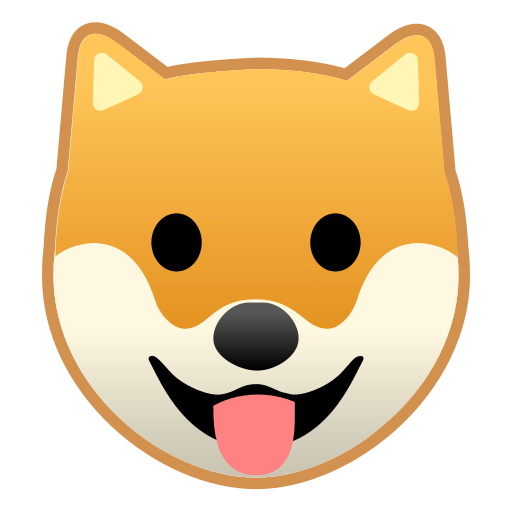 Dog Face Emoji Meaning with Pictures: from A to Z - photo#12