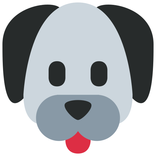 Dog Face Emoji Meaning with Pictures: from A to Z - photo#22
