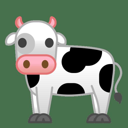 Cow Emoji