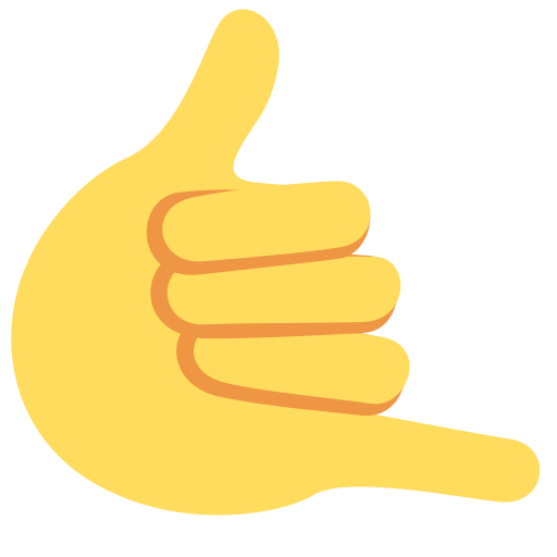 🤙 Call Me Hand Emoji Meaning with Pictures: from A to Z