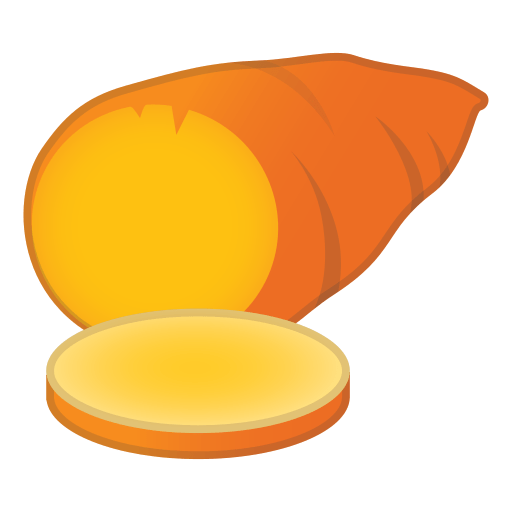 Roasted Sweet Potato Emoji Meaning With Pictures From A To Z