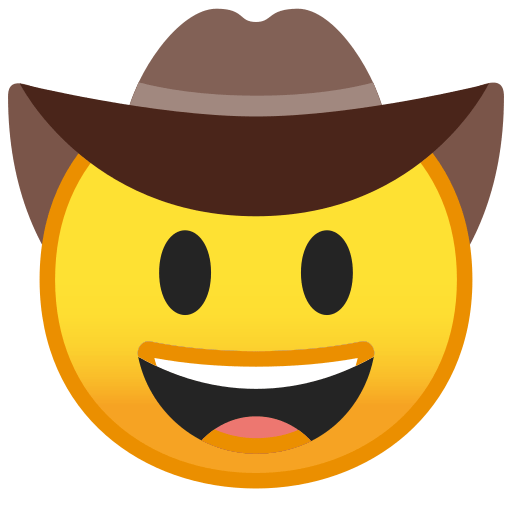 🤠 Cowboy Emoji Meaning with Pictures: from A to Z