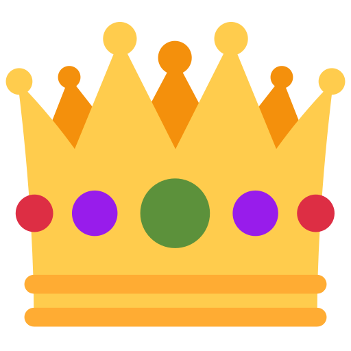 👑 Crown Emoji Meaning with Pictures  from A to Z 41fdf83ed
