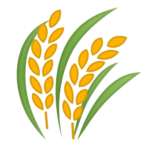 🌾 Sheaf of Rice Emoji Meaning with Pictures: from A to Z