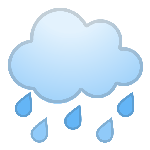 🌧️ Cloud with Rain Emoji Meaning with Pictures: from A to Z