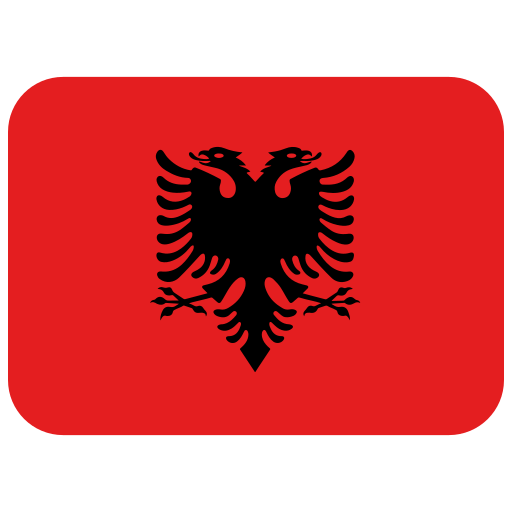 🇦🇱 Flag: Albania Emoji Meaning with Pictures: from A to Z