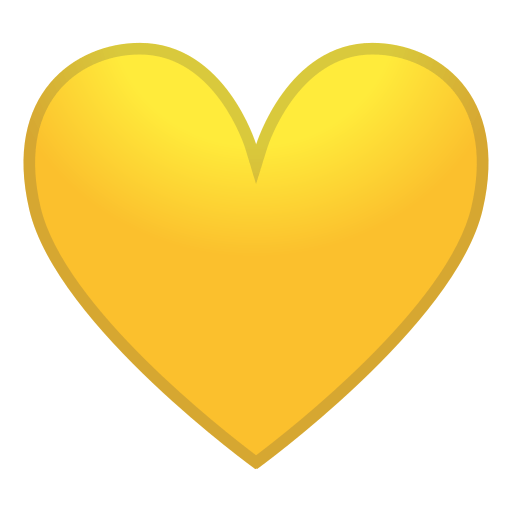 Yellow Heart Emoji Meaning with Pictures: from A to Z Yellow Heart Emoji
