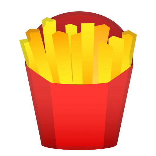 🍟 French Fries Emoji Meaning with Pictures: from A to Z