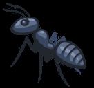 how to create a ant emoji