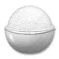 Cooked Rice Emoji, LG style