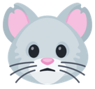 Mouse Face Emoji, Facebook style