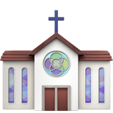 Church Emoji, Apple style