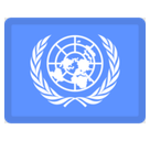 Flag: United Nations Emoji, Facebook style