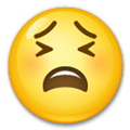 Tired Emoji Meaning With Pictures From A To Z