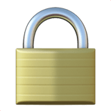 Lock Emoji Meaning With Pictures From A To Z