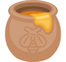 Honey Pot Emoji, Facebook style