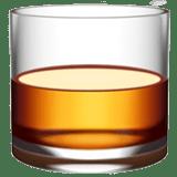 Tumbler Glass Emoji, Apple style