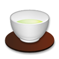 Teacup Without Handle Emoji, LG style