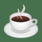 Hot Beverage Emoji, Google style